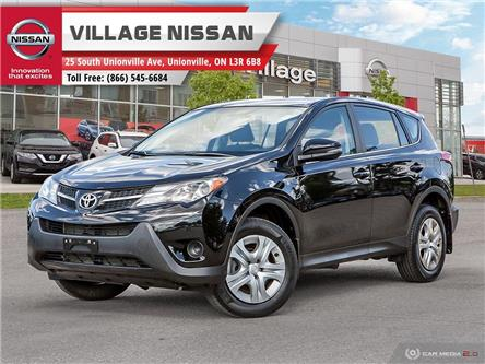 2015 Toyota RAV4 LE (Stk: 90450A) in Unionville - Image 1 of 27