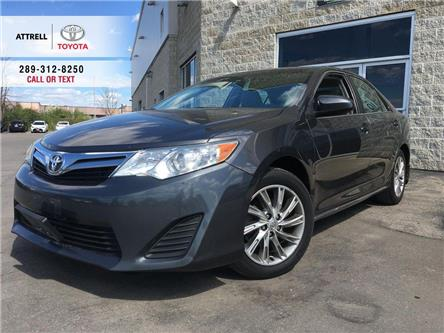 2013 Toyota Camry LE UPGRADE PKG NAVIGATION, BLUETOOTH, ALLOYS, POWE (Stk: 45008A) in Brampton - Image 1 of 25
