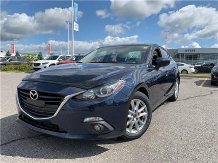 2015 Mazda Mazda3 GS (Stk: M896) in Ottawa - Image 1 of 21