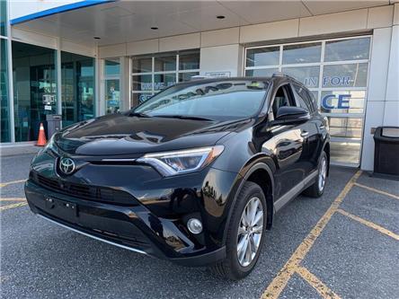 2018 Toyota RAV4 Limited (Stk: 10656A) in Ottawa - Image 1 of 23
