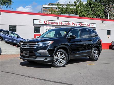 2018 Honda Pilot EX (Stk: 32595-1) in Ottawa - Image 1 of 27