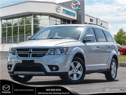 2012 Dodge Journey SXT & Crew (Stk: 19-0252A) in Mississauga - Image 1 of 27