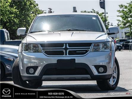 2012 Dodge Journey SXT & Crew (Stk: 19-0252A) in Mississauga - Image 2 of 27
