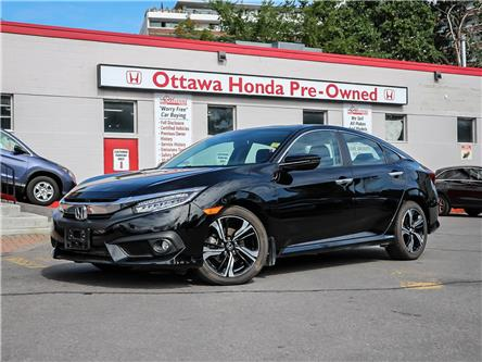 2018 Honda Civic Touring (Stk: H7865-0) in Ottawa - Image 1 of 27