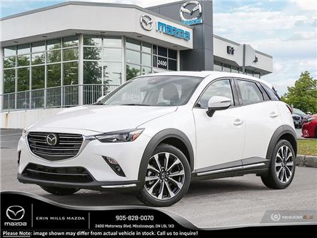2019 Mazda CX-3 GT (Stk: 19-0192) in Mississauga - Image 1 of 24