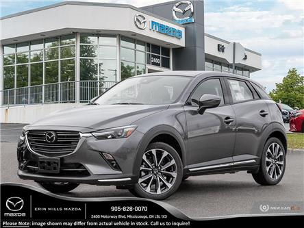 2019 Mazda CX-3 GT (Stk: 19-0034T) in Mississauga - Image 1 of 24
