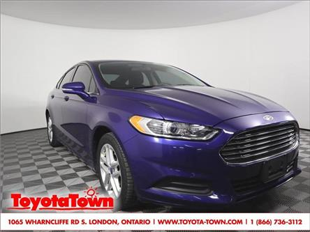 2013 Ford Fusion SE (Stk: E1047A) in London - Image 1 of 14