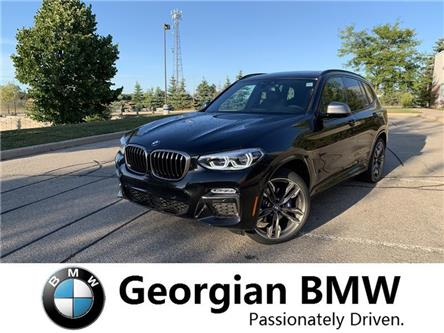 2019 BMW X3 M40i (Stk: B19257) in Barrie - Image 1 of 15