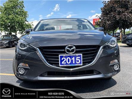 2015 Mazda Mazda3 GT (Stk: 19-0715A) in Mississauga - Image 2 of 24