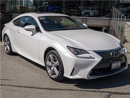2016 Lexus RC 300  (Stk: 28701A) in Markham - Image 1 of 19