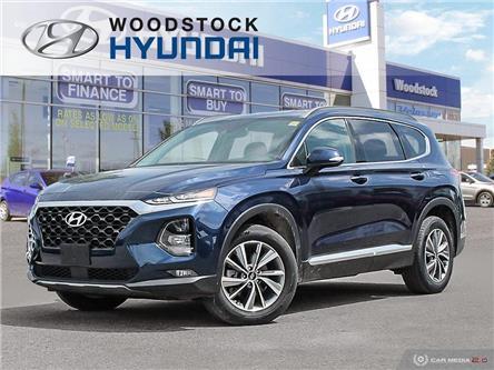 2019 Hyundai Santa Fe Preferred 2.0 (Stk: HD19028) in Woodstock - Image 1 of 27