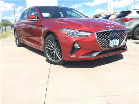 2019 Genesis G70 2.0T Elite (Stk: 184630) in Markham - Image 2 of 22