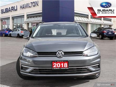2018 Volkswagen Golf SportWagen 1.8 TSI Comfortline (Stk: S7793A) in Hamilton - Image 2 of 27