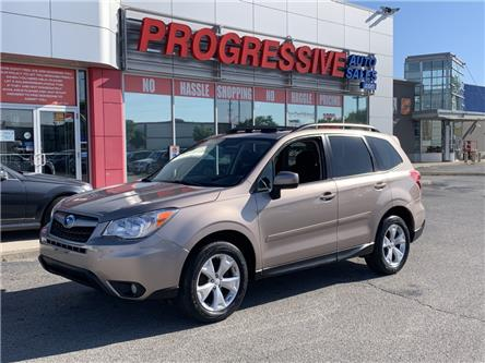 2014 Subaru Forester 2.5i Limited Package (Stk: EH406471) in Sarnia - Image 1 of 25