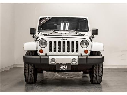 2012 Jeep Wrangler Sahara (Stk: C6856A) in Woodbridge - Image 2 of 21