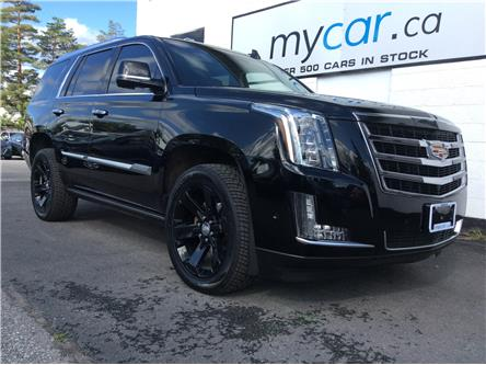 2017 Cadillac Escalade Premium Luxury (Stk: 191332) in Richmond - Image 1 of 23