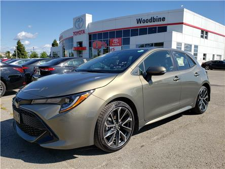 2019 Toyota Corolla Hatchback SE Upgrade Package (Stk: 9-1065) in Etobicoke - Image 1 of 7