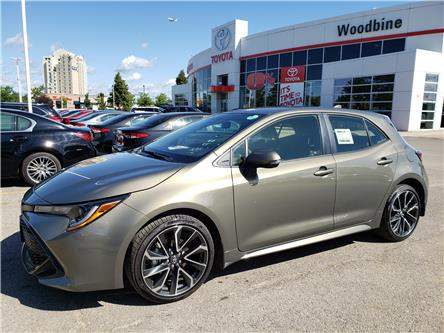 2019 Toyota Corolla Hatchback SE Upgrade Package (Stk: 9-1065) in Etobicoke - Image 2 of 7