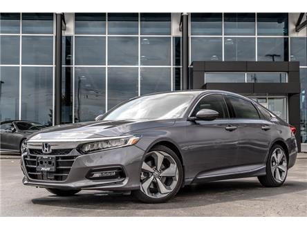 2018 Honda Accord Touring (Stk: 39203A) in Kitchener - Image 1 of 22