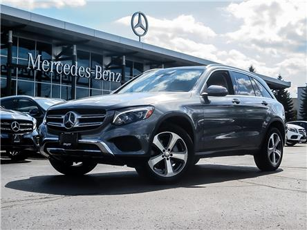 2017 Mercedes-Benz GLC 300 Base (Stk: K3895) in Kitchener - Image 1 of 27