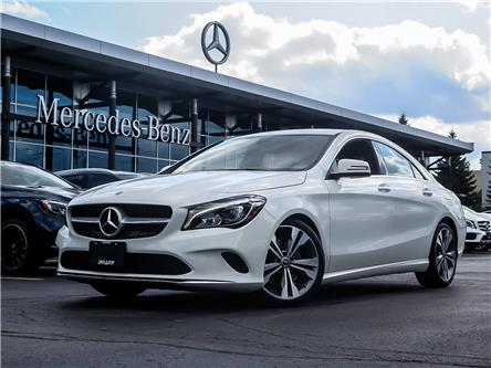 2018 Mercedes-Benz CLA 250 Base (Stk: K3898) in Kitchener - Image 1 of 26