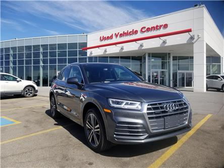2018 Audi Q5 2.0T Technik (Stk: U194285) in Calgary - Image 1 of 30