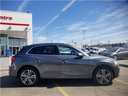 2018 Audi Q5 2.0T Technik (Stk: U194285) in Calgary - Image 2 of 30