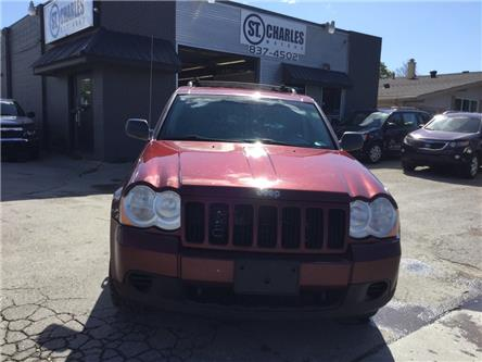 2009 Jeep Grand Cherokee Laredo (Stk: ) in Winnipeg - Image 1 of 17