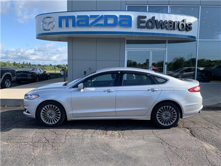 2015 Ford Fusion Titanium (Stk: 21967) in Pembroke - Image 1 of 3