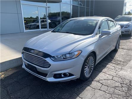 2015 Ford Fusion Titanium (Stk: 21967) in Pembroke - Image 2 of 3
