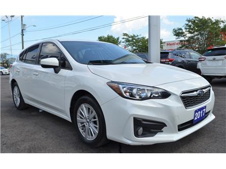 2017 Subaru Impreza Touring (Stk: Z1539) in St.Catharines - Image 2 of 26