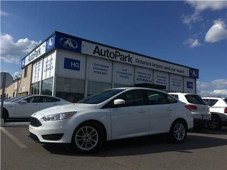 2016 Ford Focus SE (Stk: 16-00260) in Brampton - Image 1 of 22