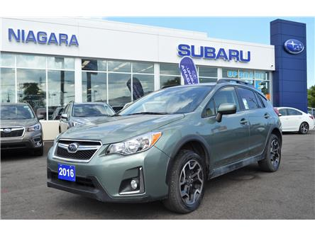 2016 Subaru Crosstrek Touring Package (Stk: Z1541) in St.Catharines - Image 1 of 22