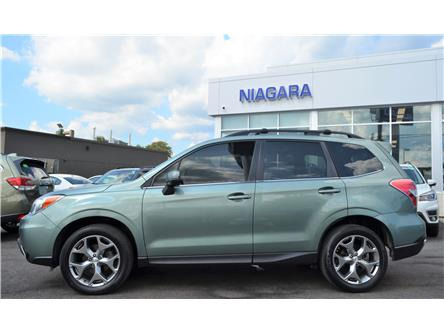 2016 Subaru Forester 2.5i Limited Package (Stk: Z1537) in St.Catharines - Image 2 of 30
