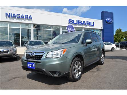 2016 Subaru Forester 2.5i Limited Package (Stk: Z1537) in St.Catharines - Image 1 of 30