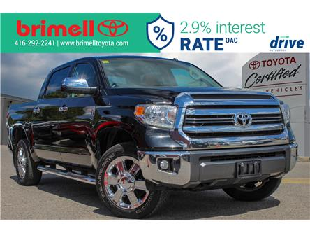 2016 Toyota Tundra Platinum 5.7L V8 (Stk: 197417A) in Scarborough - Image 1 of 28