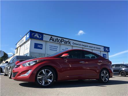 2016 Hyundai Elantra Limited (Stk: 16-88810) in Brampton - Image 1 of 23