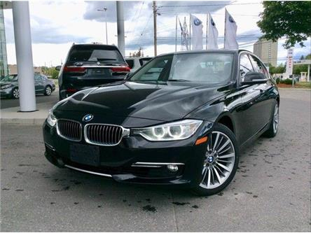 2014 BMW 328i xDrive (Stk: 13354A) in Gloucester - Image 1 of 27