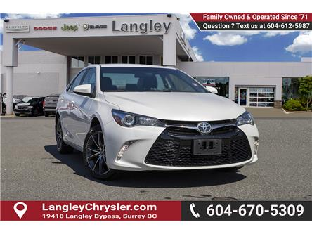 2016 Toyota Camry SE (Stk: K823477A) in Surrey - Image 1 of 23