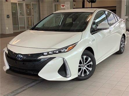 2020 Toyota Prius Prime Base (Stk: 21676) in Kingston - Image 1 of 25