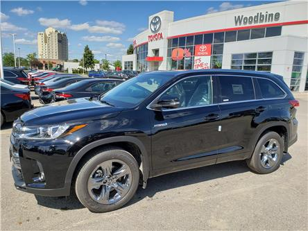 2019 Toyota Highlander Hybrid Limited (Stk: 9-1064) in Etobicoke - Image 2 of 17