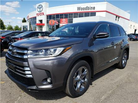 2019 Toyota Highlander Limited (Stk: 9-1114) in Etobicoke - Image 1 of 16