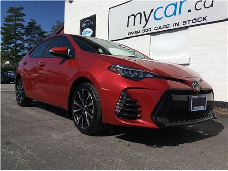 2019 Toyota Corolla SE (Stk: 191352) in North Bay - Image 1 of 21
