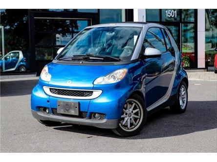 2009 Smart Fortwo Passion (Stk: 3673AA) in Ottawa - Image 1 of 17