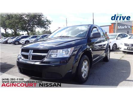 2010 Dodge Journey SE (Stk: KW343007A) in Scarborough - Image 1 of 13