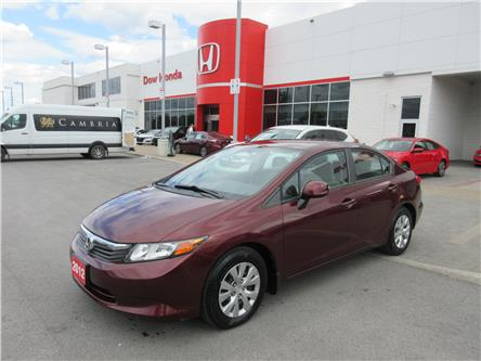 2012 Honda Civic LX (Stk: VA3605) in Ottawa - Image 1 of 15