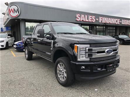 2018 Ford F-350 Limited (Stk: 18-C32898) in Abbotsford - Image 1 of 18