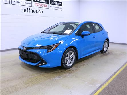 2019 Toyota Corolla Hatchback Base (Stk: 191429) in Kitchener - Image 1 of 3