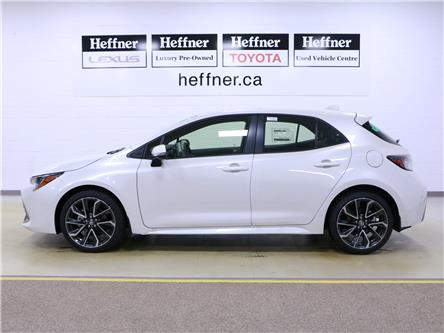 2019 Toyota Corolla Hatchback Base (Stk: 191493) in Kitchener - Image 2 of 3
