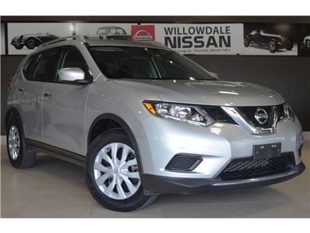 2015 Nissan Rogue S (Stk: C35308) in Thornhill - Image 2 of 27